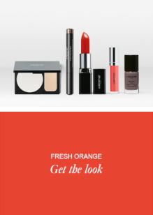 Friseur-Lippstadt-La-Biosthetique-Make-up-Collection-Spring-Summer-2019-Fresh-Orange