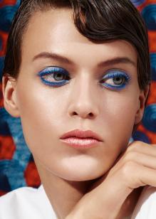 Friseur-Lippstadt-La-Biosthetique-Make-up-Collection-Spring-Summer-2019-Modern-Blue